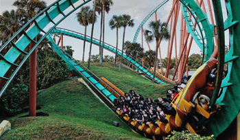 From industrial site (workhorses) to running roller coasters – the benefits of compressed air